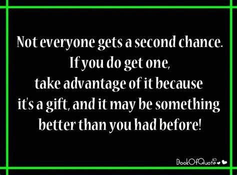 Second Chances Quotes Second Chances Quotes And Sayings Quotesgram