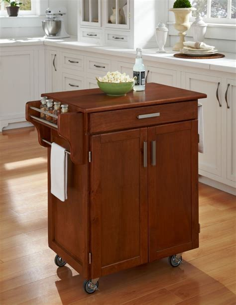 cheap kitchen carts and islands cuisine cart warm oak finish with oak top 9001 0066g