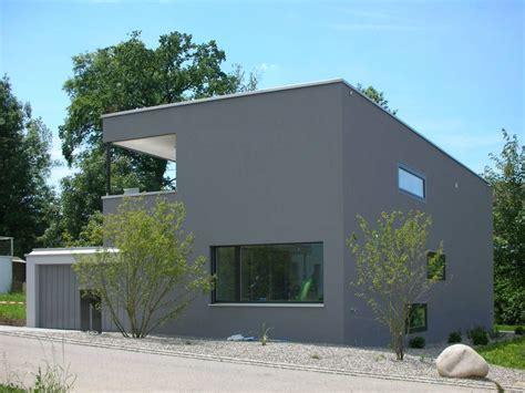 Moderne Häuser Grau by Modern Bauen Wohn Fassade Haus Haus Und