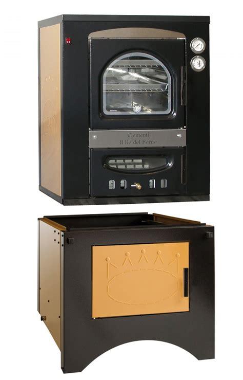 Forni A Legna Da Incasso Per Interni - forno a legna per interno kit carrello clementi quot smart