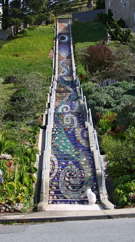 16th Avenue Tiled Mosaic Steps San Francisco by 17 Best Images About Tile On Ceramics