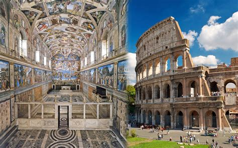 Rome in 1 Day: Skip-the-Line Vatican, Colosseum & Ancient ...