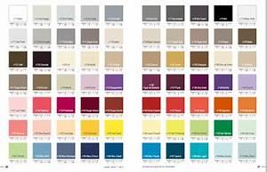 Nuancier Peinture V33 : peinture 70 couleurs pour tout repeindre dans la maison ~ Melissatoandfro.com Idées de Décoration