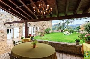 Location De Vacances Chambre D39htes Montpeyroux Dans