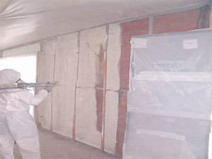 Isolation Mur Intérieur Polyuréthane : tanch it l air et isolation des murs par polyur thane ~ Melissatoandfro.com Idées de Décoration