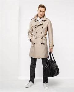 Trench Coat Burberry Homme : trench coat homme 78499652 we fashion ~ Melissatoandfro.com Idées de Décoration