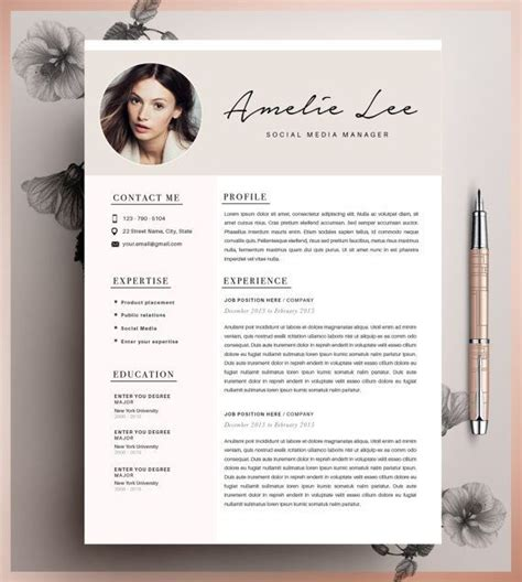best 25 fashion cv ideas on fashion resume