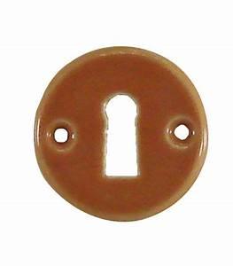 rosace de fonction trou cle saumon 1001poignees votre With entree de cle pour meuble 11 poignee de porte 1001poignees votre specialiste de la