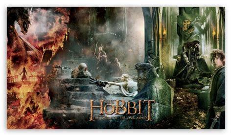 hobbit  battle    armies   hd desktop