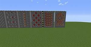 Practicing Geometric Wall Designs Minecraft Project