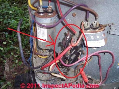 air conditioning heat pump compressorcondenser parts
