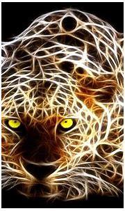 [46+] Abstract Tiger Wallpaper on WallpaperSafari
