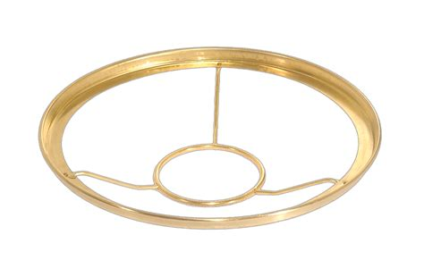 l shade holder ring 10 solid brass shade ring type shade holder 10733 b p
