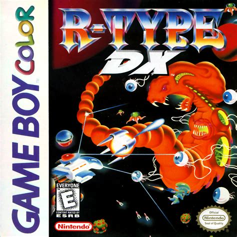 Play R Type Dx Nintendo Game Boy Color Online Play Retro