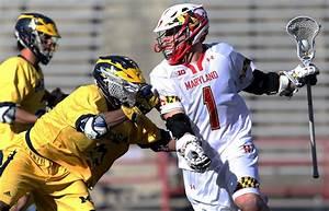 Maryland men's lacrosse attackman Matt Rambo received ...