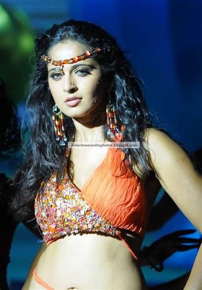 Anushka Shetty Navel Stills Bollywood Telugu Thigh