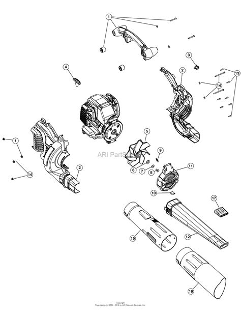 Diagram Of Stihl Tiller Engine by Echo Chainsaw Replacement Parts Wiring And Engine Diagram