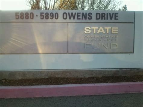 state compensation insurance fund insurance  owens