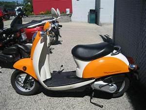 2003 Honda Metropolitan Scooter Manual