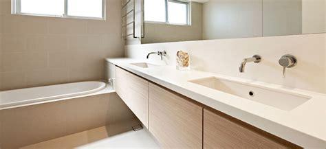 Made-to-Measure Bathroom Vanities - CTI Kitchens