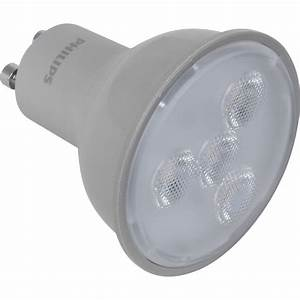 Philips Gu10 Led : philips led dimmable lamp gu10 5 7w 345lm a toolstation ~ Buech-reservation.com Haus und Dekorationen