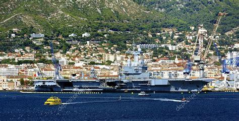 portaerei francesi portaerei francese charles de gaulle foto editoriale