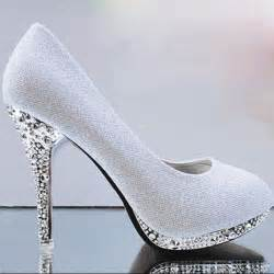 wedding shoes heels gold high heels green white wedding shoes bridal shoes pumps inwomen 39 s pumps from shoes on