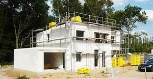 Ytong Haus Bauen : individuell geplant selbst gebaut im bauhausstil ytong ~ Lizthompson.info Haus und Dekorationen