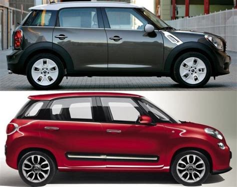 Fiat Or Mini by Find The Real Mini In This Pic