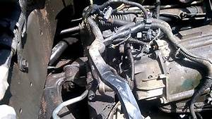 Oldsmobile Intrigue Engine Removal 3 5 V6