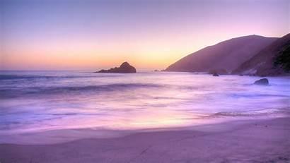 Pfeiffer Sand Purple California Playas Beaches Mundo