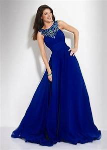 1000+ images about Royal Blue Wedding Dresses on Pinterest