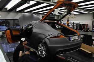 Audi A1 Kosten : audi tt folierung in anthrazit matt metallic und carbon ~ Kayakingforconservation.com Haus und Dekorationen