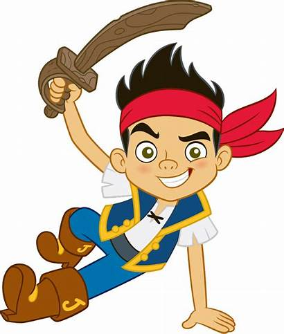 Jake Pirata Piratas Neverland Peter Pan Jack