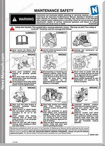 Bobcat 450 453 Skid Steer Loader 6724259 Service Manual