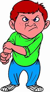 Pix For Kid Standing Up To Bully Cartoon