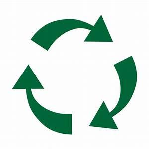Recycling circle.svg - Transparent PNG & SVG vector
