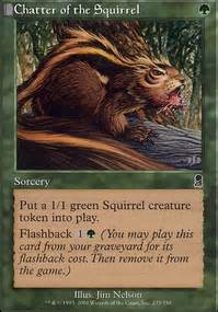 Squirrel Mtg Deck Builder by Squirrels Casual Mtg Deck