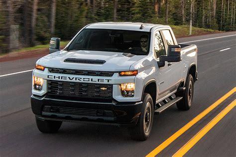 chevrolet silverado hd review autotrader