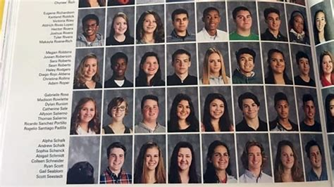 Service Dog Included In High School Yearbook And Aces His