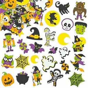 Decoration Halloween Pas Cher : halloween id e et activit de bricolage pour les petits ~ Melissatoandfro.com Idées de Décoration