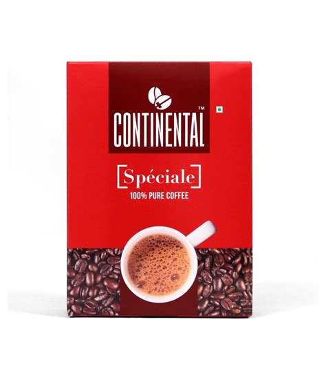 Calories, fat, protein, and carbohydrate values for for coffee granules and other related foods. Continental SPECIALE Instant Coffee Powder 200 gm: Buy Continental SPECIALE Instant Coffee ...