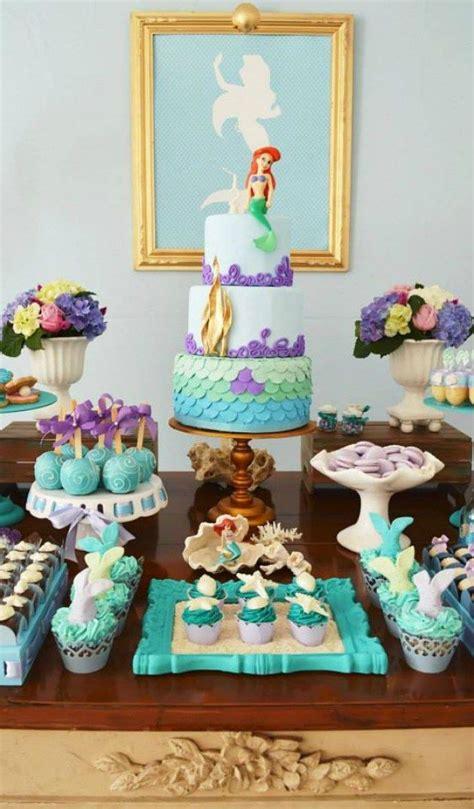 The 25+ Best Mermaid Birthday Cakes Ideas On Pinterest
