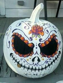 disneys jack skellington pumpkin painting idea country