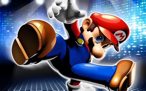 Super Mario Bros Awesome Wallpapers