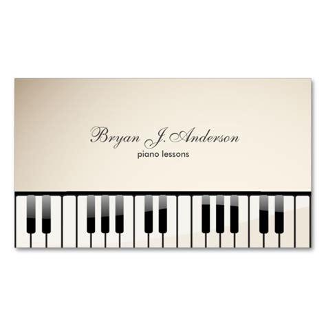 piano business card template piano business card zazzle