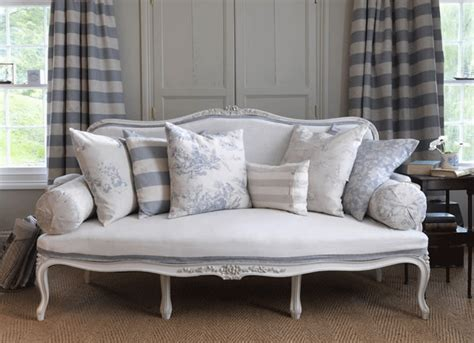 shabby chic sofas uk the paper mulberry romantic french fabrics powder blue