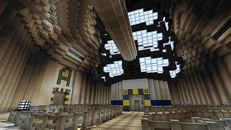 underground fusion power plant minecraft map
