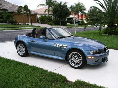 Purchase Used 2002 Bmw Roadster Z3, 30 Litre Engine