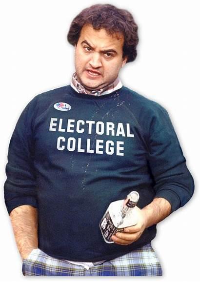 Belushi John College Electoral Steve Election Fixing